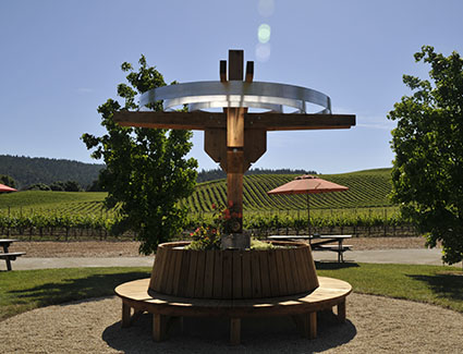 Our estate winery in Mendocino's Anderson Valley