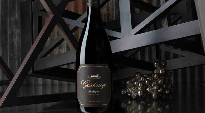 Goldeneye 95 Pts Wine Enthusiast
