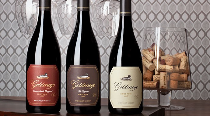 Goldeneye Wine Selections