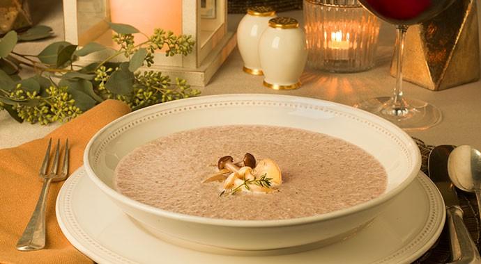 Recipe: Mushroom Soup